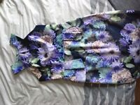 Size 12 Floral dress from Coast