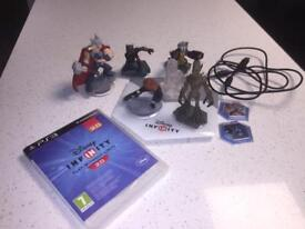 Disney infinity 2.0 with characters and board