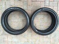 "215 35 18"" Dunlop sport maxx tyres new! BMW Audi Porsche VW euro dub"