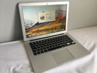 "MacBook Air 2013, 13"", 8GB RAM, 128GB immaculate condition"