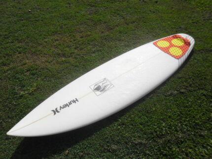 Simmo Surfboard