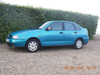 Seat Cordoba 1.6 petrol MOT October, low mileage