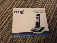 BT 3550 cordless telephone with Ans Machine Brand New Boxed