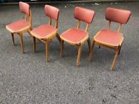 Retro chairs possible delivery