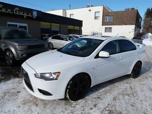 2013 Mitsubishi Lancer GT AWD - Leather Heated Seats, Sunroof