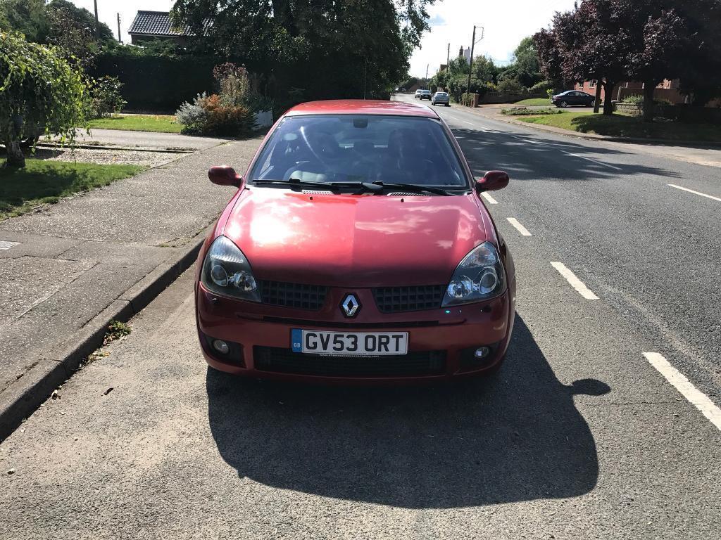 Renault Clio Sport 172 2.0 Petrol