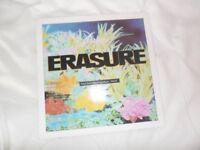 Erasure Drama vinyl single good condition