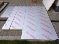 Xtratherm insulation