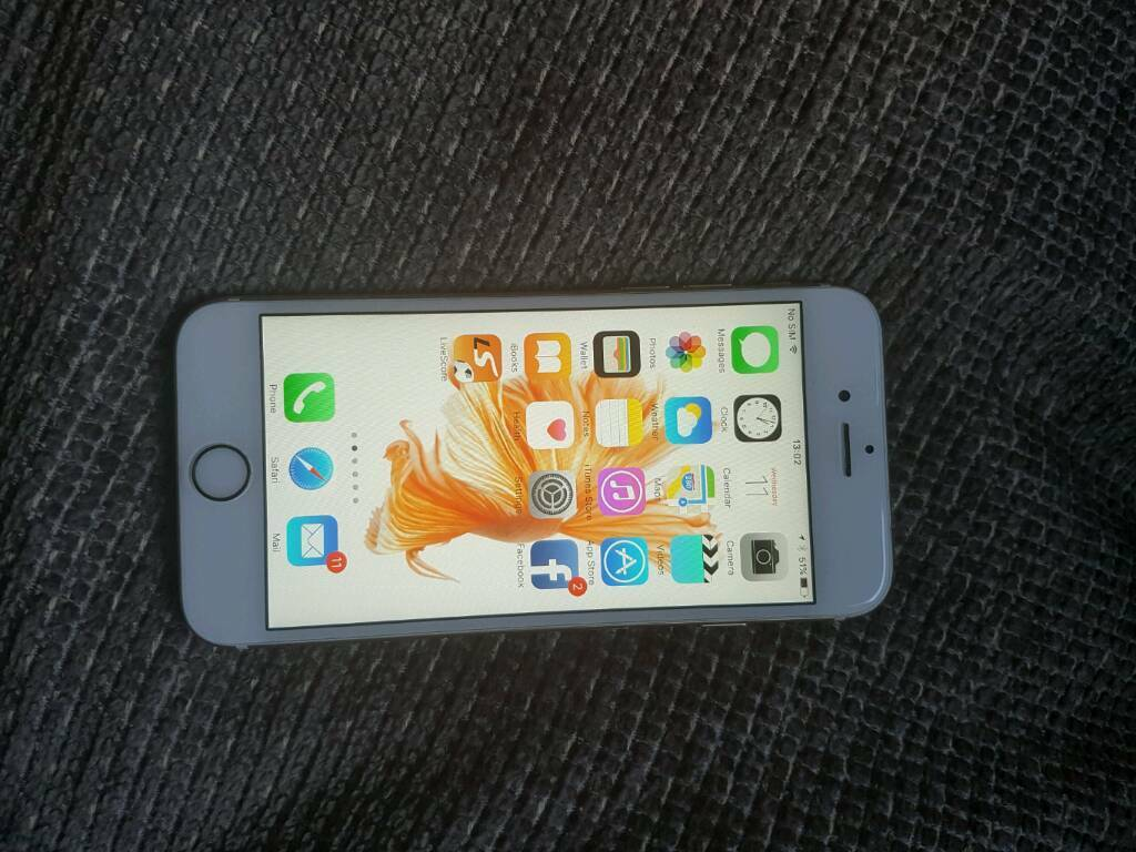 Iphone 6s gold 64gin Hull, East YorkshireGumtree - Iphone 6s gold 64g good condition selling due to upgrade to another phone pick up West hull no box just charger