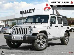 2016 Jeep WRANGLER UNLIMITED Sahara- TOUCH SCREEN/NAV, BLUETOOTH