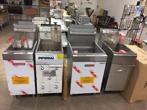 Deep Fryer - BRAND NEW VULCAN 60-70lb - STOREYS RESTAURANT EQUIPMENT - NEW/USED/ MONTHLY AUCTIONS OF NEW EQUIPMENT