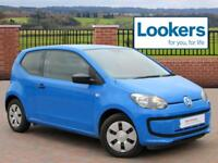 Volkswagen UP TAKE UP (blue) 2014-06-23