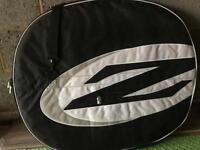 Zipp Double Wheel Bag
