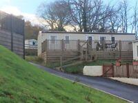 Caravan hire in Paignton English Riviera. FREE Wifi, pool, Gym, Sauna & Steam room. Sleep 6.