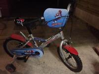 "Apollo Rocketman Boys Bicycle 14"""