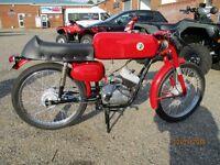 Moto Beta Camoscio 48cc (1968)