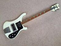 Rickenbacker bass 4001 1976