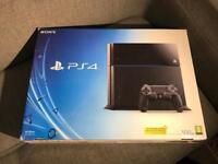 🎮🎮 Sony PlayStation 4 500GB BLACK with TWO controllers