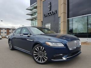 2017 Lincoln Continental 4dr Sdn Select