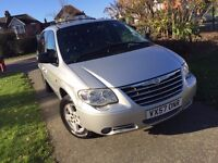 Chrysler Grand Voyager 2.8 CRD Executive XS 5dr Long mot,clean car in and out