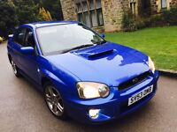2004 Subaru Impreza WRX 2.0 Sonic Blue,HPI Clear,CLEAN EXAMPLE,P1,STI,TYPER,22B