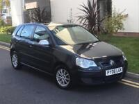 2008 VOLKSWAGEN POLO 1.4 TDI BLUEMOTION £0 ROAD TAX