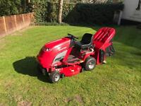 Countax c-330 ride on mower