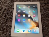 iPad 4 wifi and Cellular unlocked any network