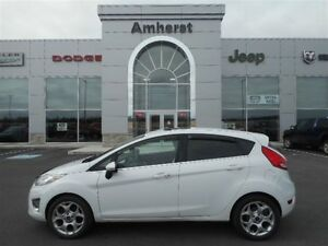 2011 Ford Fiesta SES SUNROOF, HATCHBACK