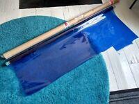 6m x 122cm (20 X 4 feet) Full Blue Lighting Gel