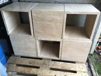 Italian marble cubes