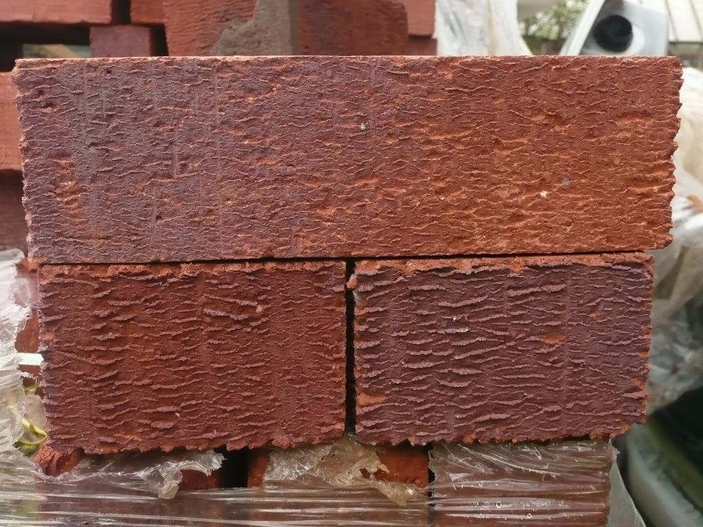 New House Bricks 90 Ibstock Anglian Red Multi Rustic