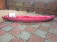 Double sit on top kayak