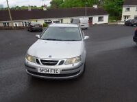 2004 Saab 9-3 TD 10 months MOT