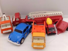 Vintage Tonka Toys