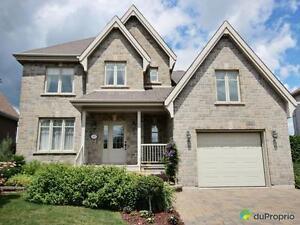 699 000$ - Maison 2 étages à vendre à Chambly