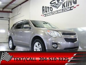 2012 Chevrolet Equinox 1-LT / Heated Seating / Rear Camera / All