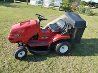 AL-KO Ride on Mower in Very Good Condition- 30 Inch Deck- 10HP Briggs & Stratton