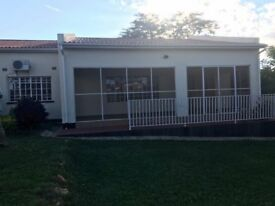Area 12 Lilongwe - A beautiful four bedroom family home with swimming pool, staff quarters.