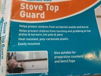 Stove top guard