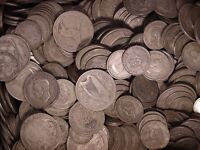 Looking for OLD COINS and BANKNOTES
