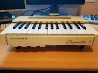 Vintage 1958 Hohner Organetta Keyboard