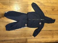 Kids Converse Navy Tracksuit Size 18 Month