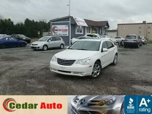 2010 Chrysler Sebring Limited - Managers Special