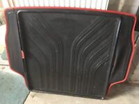 BMW 1 series boot liner