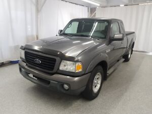 2008 Ford Ranger Sport *HITCH, TONNEAU COVER, MAGS, A/C*