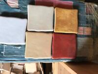 Brand new ceramic wall tiles
