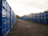 Self Storage Rotherham, 20 Foot(160sq ft) storage unit for only £15.00 per week