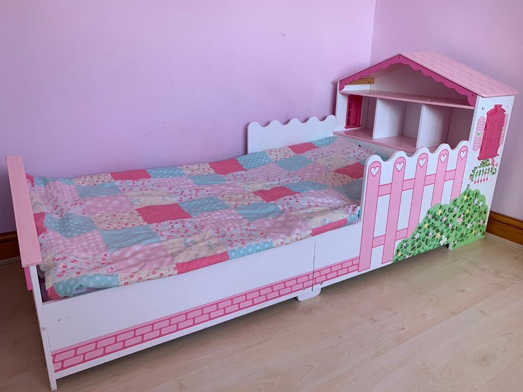 Kidkraft Dollhouse Toddler Bed In Pulborough West Sussex Gumtree