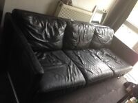 Free sofa 3 and 2 has cat scratches on arms as shown in pic collect from b32 asap